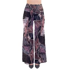 Patchwork So Vintage Palazzo Pants