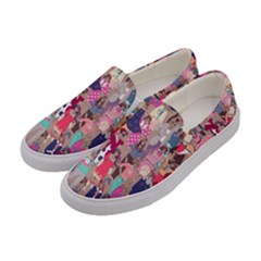 Vintage Cature Women s Canvas Slip Ons by miranema