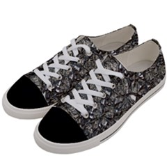 Jagged Stone 3a Women s Low Top Canvas Sneakers by MoreColorsinLife