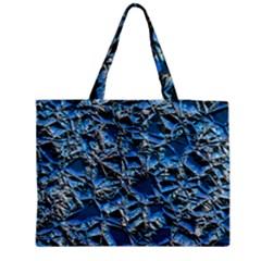 Jagged Stone 2c Medium Tote Bag by MoreColorsinLife