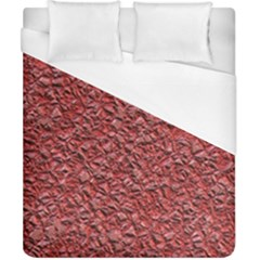 Jagged Stone Blue Duvet Cover (california King Size) by MoreColorsinLife