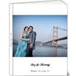 Ivy Pre-wedding -2 (revised) - 9x12 Deluxe Photo Book (20 pages)