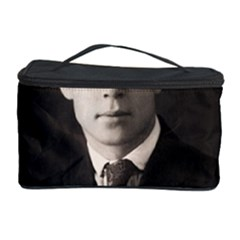Sergei Yesenin Cosmetic Storage Case by Valentinaart