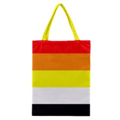 Ako Stripes Classic Tote Bag by AllOverIt