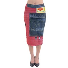 Country Store   Midi Pencil Skirt