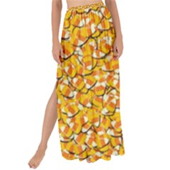 Candy Corn Maxi Chiffon Tie Up Sarong