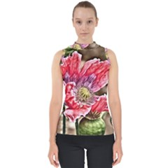 Dreamy Floral 5 Shell Top