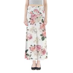 Downloadv Full Length Maxi Skirt by MaryIllustrations