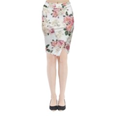 Downloadv Midi Wrap Pencil Skirt by MaryIllustrations