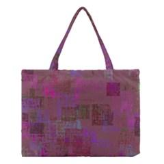 Abstract Art Medium Tote Bag by ValentinaDesign