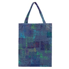 Abstract Art Classic Tote Bag by ValentinaDesign