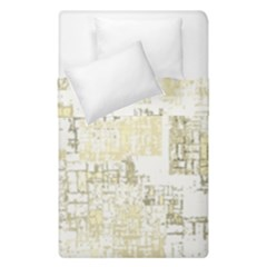 Abstract Art Duvet Cover Double Side (single Size) by ValentinaDesign