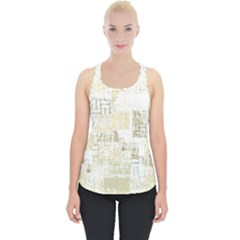 Abstract Art Piece Up Tank Top