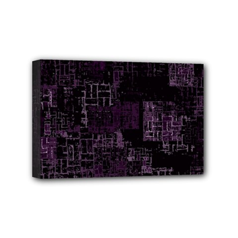 Abstract Art Mini Canvas 6  X 4  by ValentinaDesign