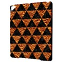 TRIANGLE3 BLACK MARBLE & COPPER FOIL Apple iPad Pro 9.7   Hardshell Case View3