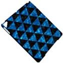 TRIANGLE3 BLACK MARBLE & DEEP BLUE WATER Apple iPad Pro 9.7   Hardshell Case View4