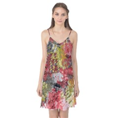 Garden Abstract Camis Nightgown by theunrulyartist