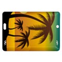 Sunset Summer Amazon Kindle Fire HD (2013) Hardshell Case View1