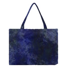 Marbled Structure 4b Medium Tote Bag by MoreColorsinLife