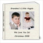 Mema s Brag Book - 8x8 Photo Book (20 pages)