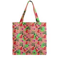 Grocery Tote Bag by JULIEGEESCOLLECTABLES