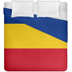 Gozarto Flag Duvet Cover Double Side (king Size) by abbeyz71