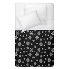 Xmas Pattern Duvet Cover (single Size) by Valentinaart