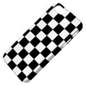 Grid Domino Bank And Black Apple iPhone 5 Classic Hardshell Case View4
