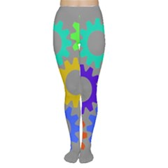 Gear Transmission Options Settings Women s Tights