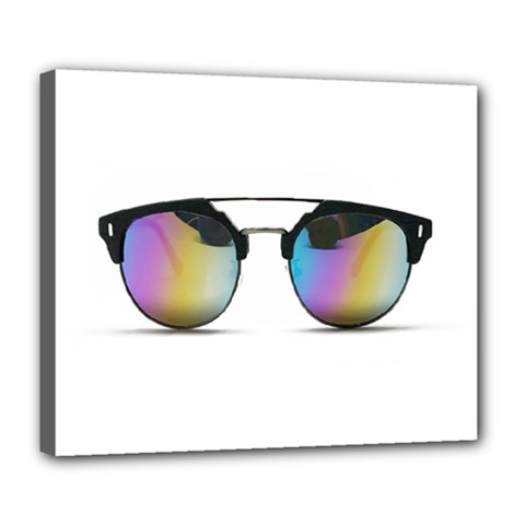 Sunglasses Shades Eyewear Deluxe Canvas 24  X 20