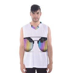 Sunglasses Shades Eyewear Men s Basketball Tank Top