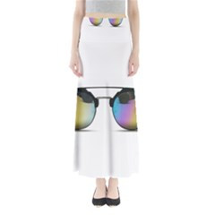 Sunglasses Shades Eyewear Full Length Maxi Skirt