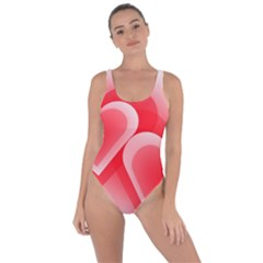 Heart Love Romantic Art Abstract Bring Sexy Back Swimsuit