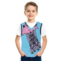 Jellyfish Cute Illustration Cartoon Kids  Sportswear