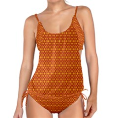 Pattern Creative Background Tankini Set