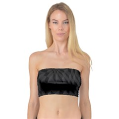 Pattern Dark Black Texture Background Bandeau Top