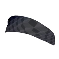 Pattern Dark Black Texture Background Stretchable Headband