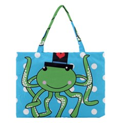 Octopus Sea Animal Ocean Marine Medium Tote Bag