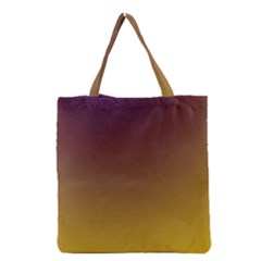 Course Colorful Pattern Abstract Grocery Tote Bag by Nexatart