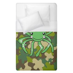 Octopus Army Ocean Marine Sea Duvet Cover (single Size)