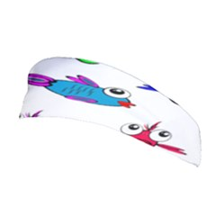 Fish Swim Cartoon Funny Cute Stretchable Headband