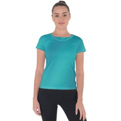 Background Image Background Colorful Short Sleeve Sports Top