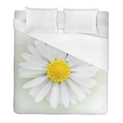 Art Daisy Flower Art Flower Deco Duvet Cover (full/ Double Size)