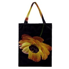 Ranunculus Yellow Orange Blossom Classic Tote Bag
