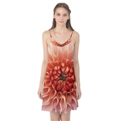 Dahlia Flower Joy Nature Luck Camis Nightgown