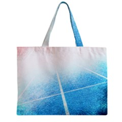 Court Sport Blue Red White Mini Tote Bag