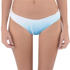 Court Sport Blue Red White Reversible Hipster Bikini Bottoms
