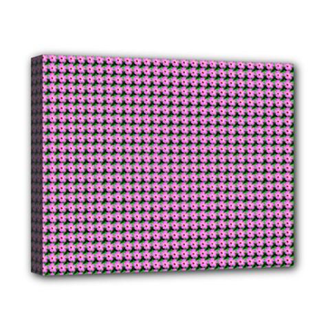 Pattern Grid Background Canvas 10  X 8