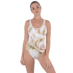 Pastel Roses Antique Vintage Bring Sexy Back Swimsuit