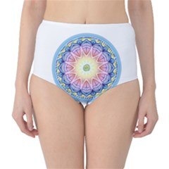 Mandala Universe Energy Om High Waist Bikini Bottoms